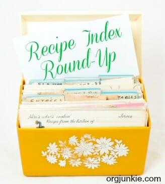 recipe-index-roundup