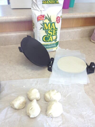 maseca tortillas