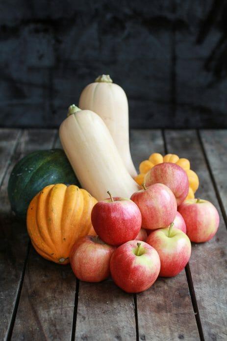 cozy fall foods
