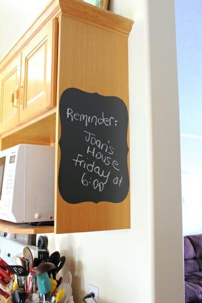 Reminder Memo Board