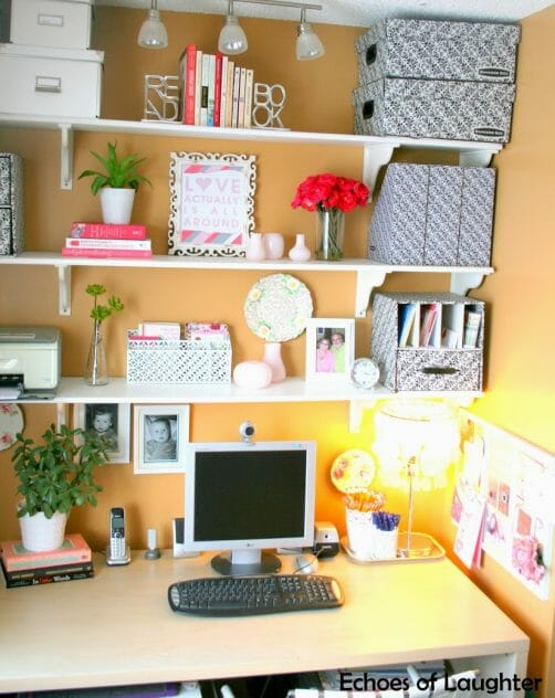 3 Tips for Creating an Office Nook