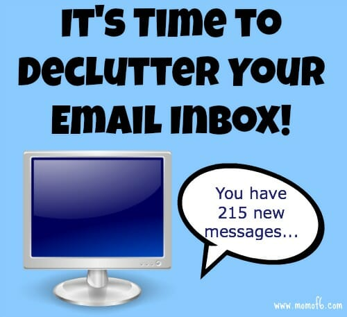 How to Declutter Your Email Inbox