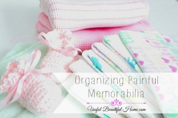 How-to-Organize-Painful-Memorabilia