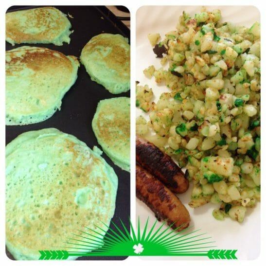 Gluten Free Fluffy Pancakes