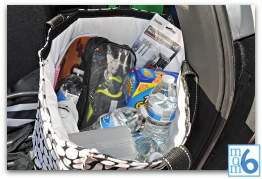 Getting Cars Ready for Sports- the bag