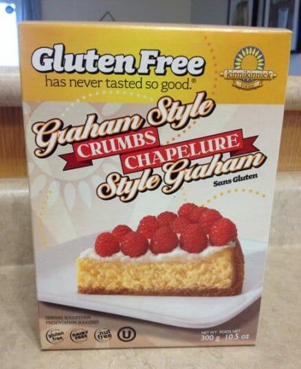 Gluten-Free Graham Style Crumbs