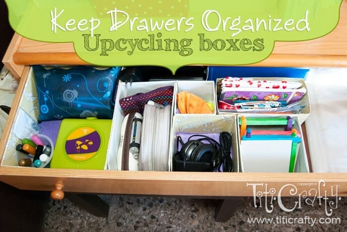 Keep-Drawers-Organized-upcycling-boxes