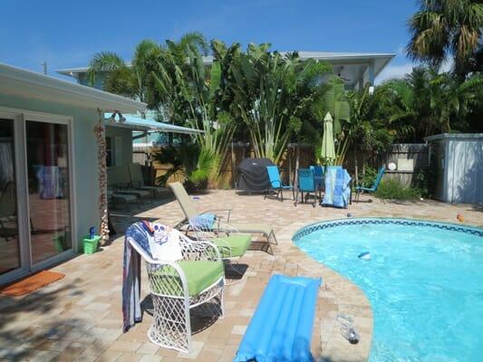 Rental House Pool