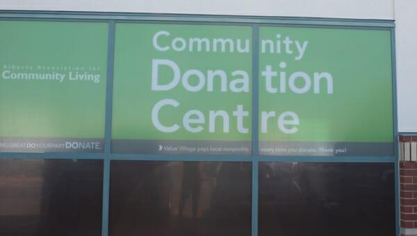 Value Village Donation Centre