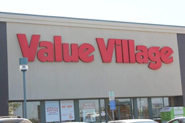 Value Village Thrift Store Shopping Haul