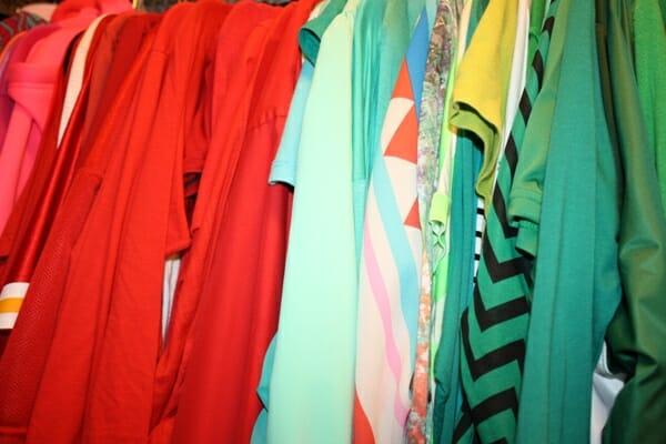 closet color code