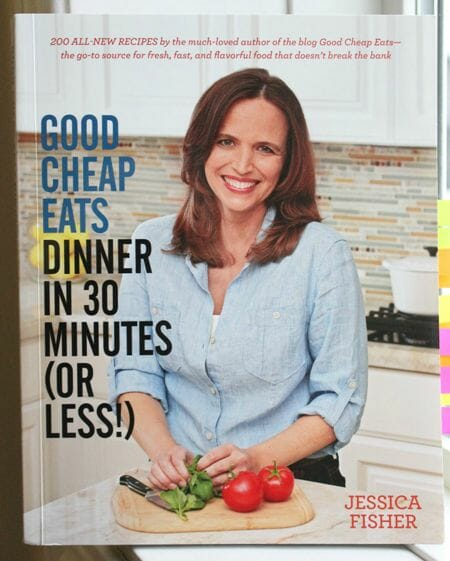 Dinner in 30 minutes or less recipe book
