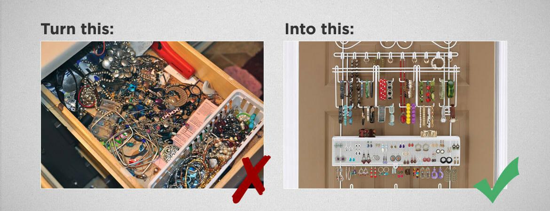 Longstem Jewelry Organizer 3