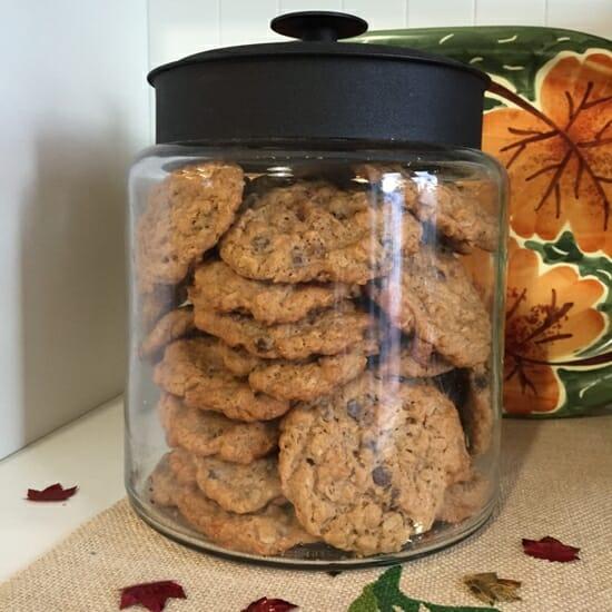 full cookie jar