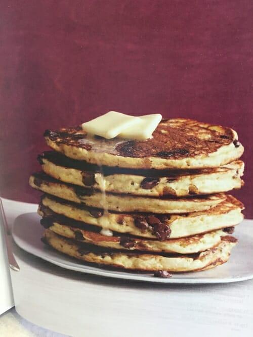 Laura Vitale pancakes