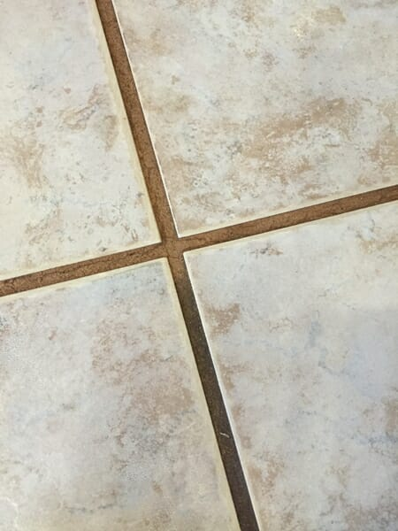 best grout cleaning recipe and other favorite organizing links at I'm an Organizing Junkie blog