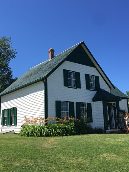 Anne of Green Gables House PEI