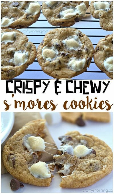 smores-cookie-recipe-for-summer-time