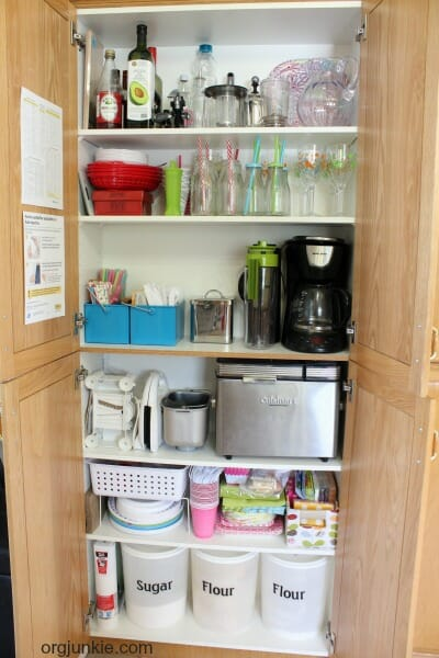 kitchen cupboard after 1