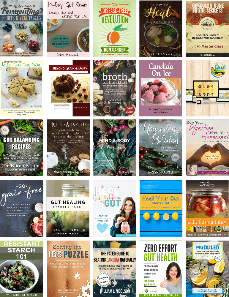 Gut Health Super Bundle - available for a limited time