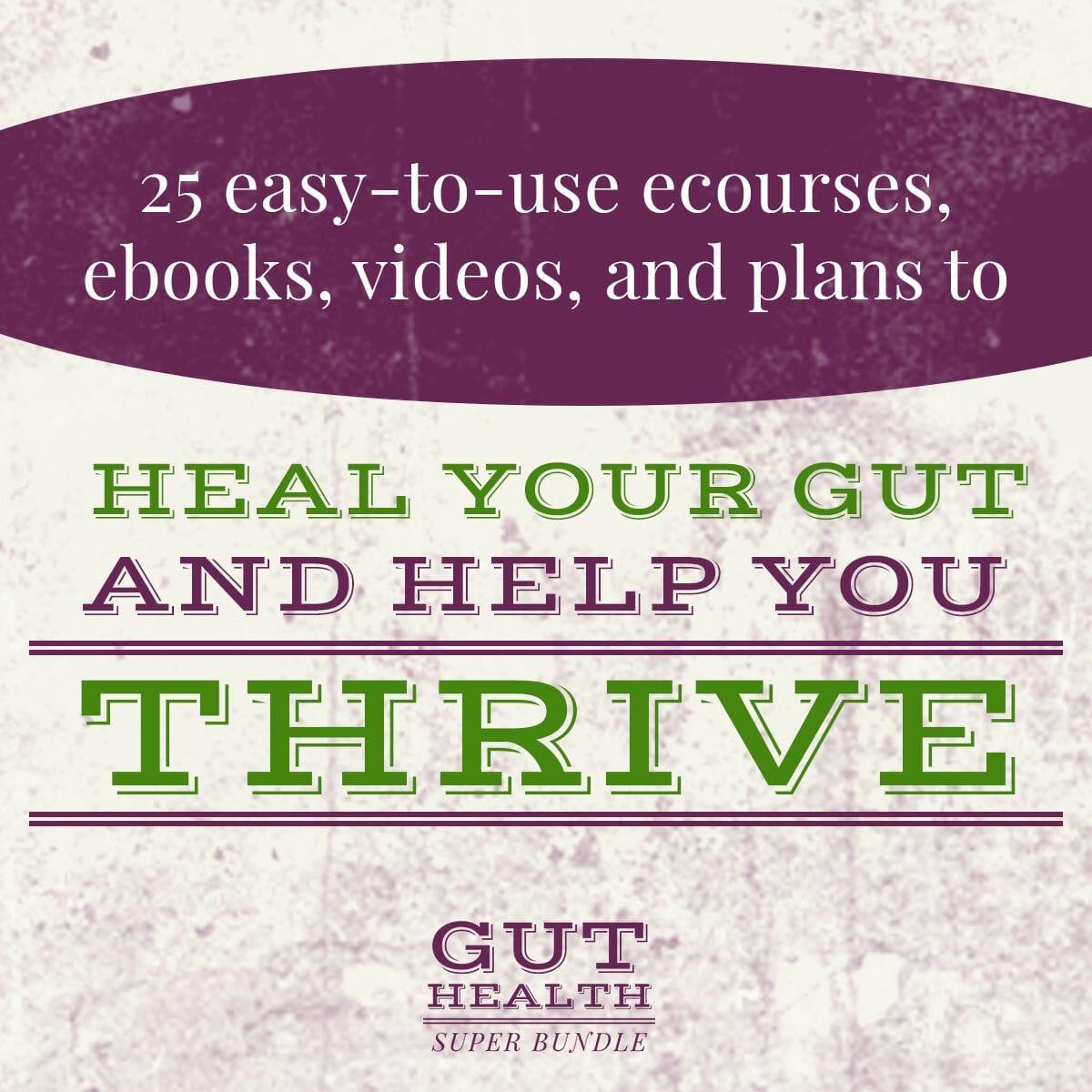 Gut Health Super Bundle