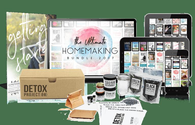 The Ultimate Homemaking Bundle 2017