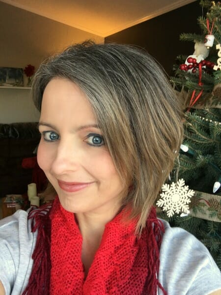 The Unexpected Results of Transitioning to Gray Hair in my Forties