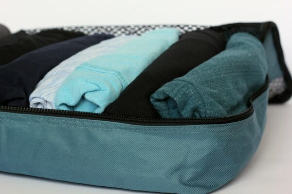 I finally did it! Tips for Traveling with Carry-On Only at I'm an Organizing Junkie blog