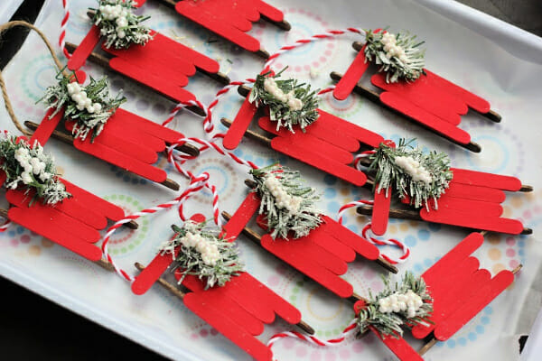 Organize Your Christmas Craft Projects