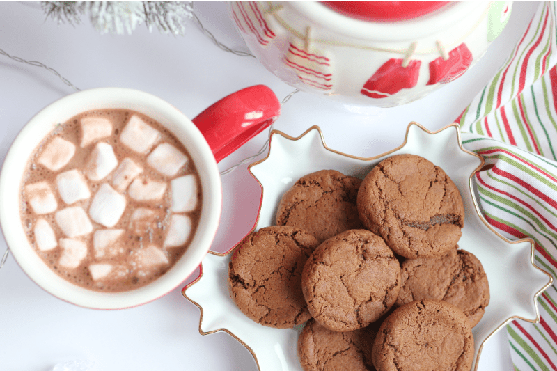 Granny's Soft Ginger Cookies