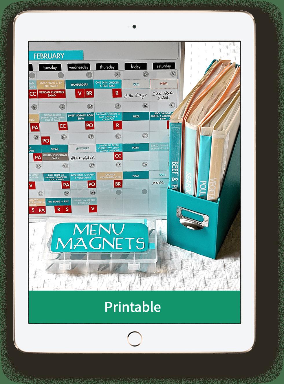 2019 Healthy Meal Planning Bundle