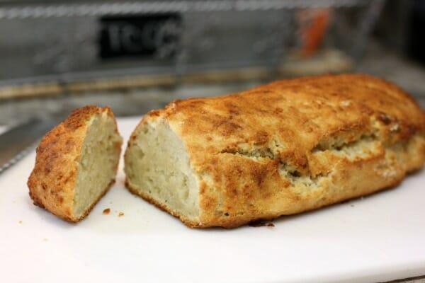 Paleo Crusty French Bread