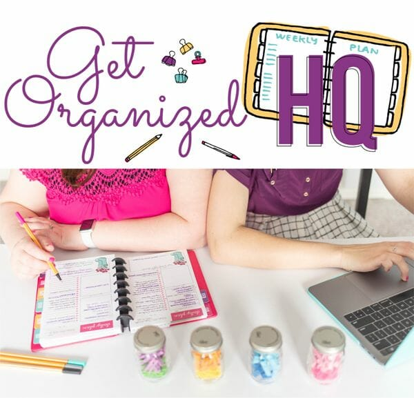 Get Organized HQ Online Organizing Conference
