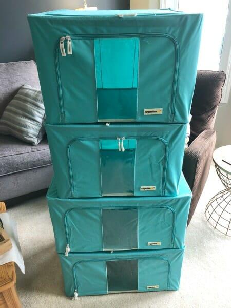 Organizeme Storage Bins