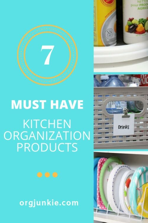 7 Kitchen Organization Products You Needs to Maximize Space and Function