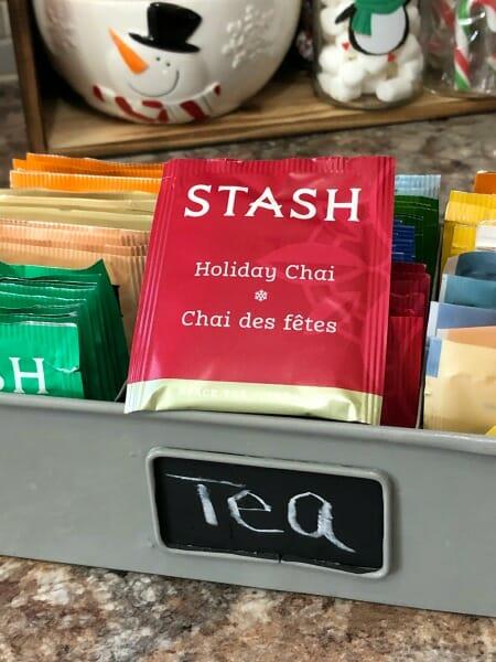 Stash Holiday Chai