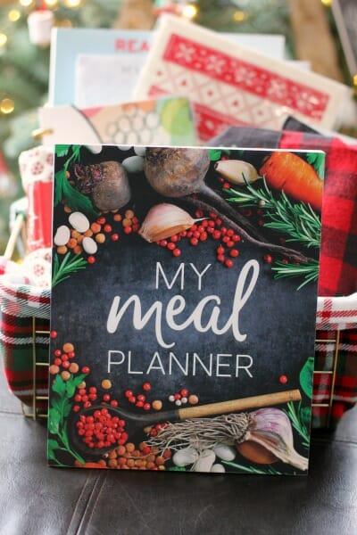 It's Here! My 2019 Merry Christmas Basket of Fun Giveaway! - menu planner