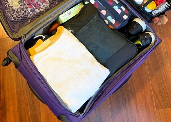 The Best Travel Essentials for Staying Organized - packing cubes