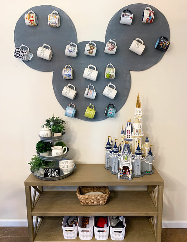 A Quick and Easy Way to Organize Face Masks for the Entire Family