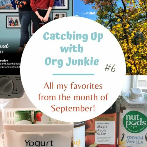 Catching Up with Org Junkie #7