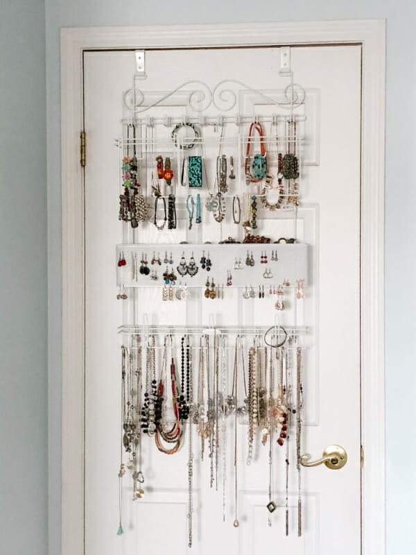 Longstem Jewelry Organizer
