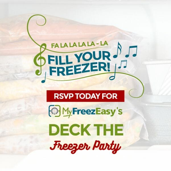 Deck the Freezer Party