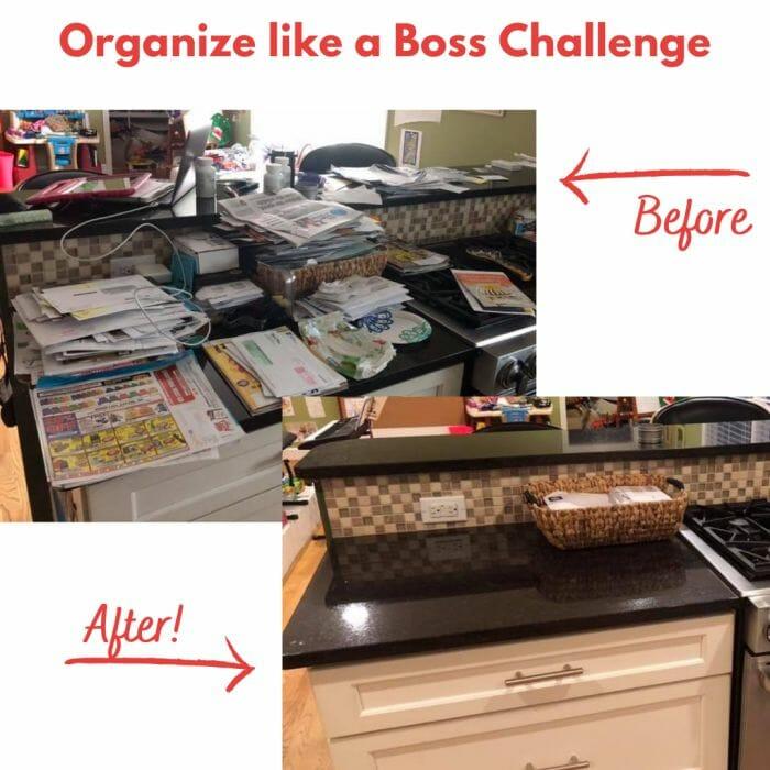 Organize Like a Boss