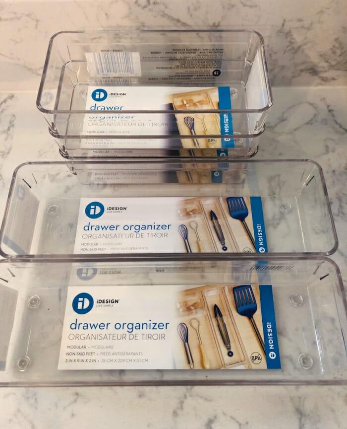 drawer organizers