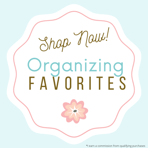 Organizing Favorites