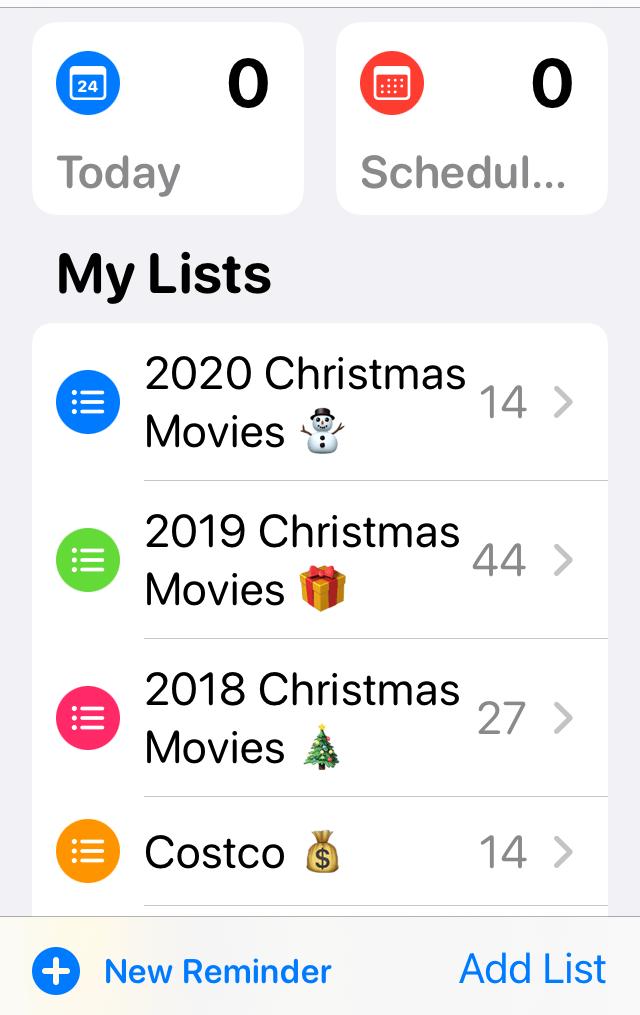November 2020 Favorites ~ 2020 Hallmark Christmas Movies