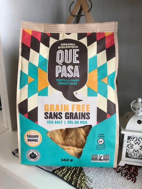 Que Pasa Grain Free Tortilla Chips