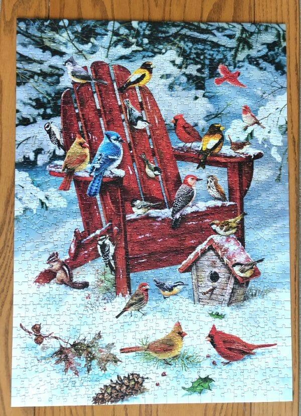 Cobble Hill Christmas puzzle