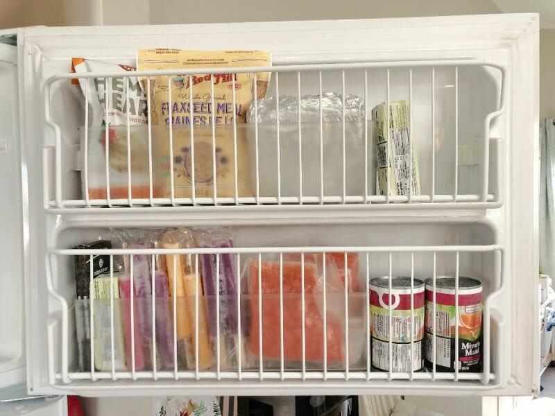 fridge freezer door
