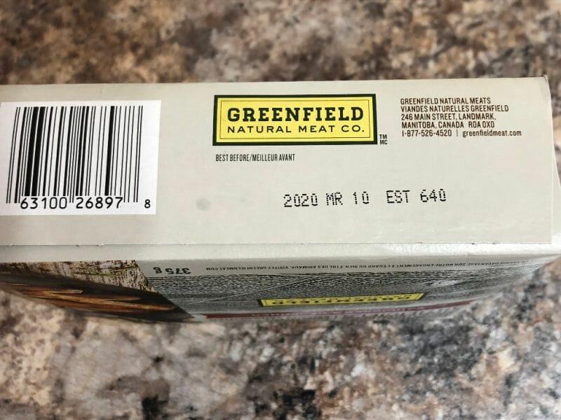 expired item